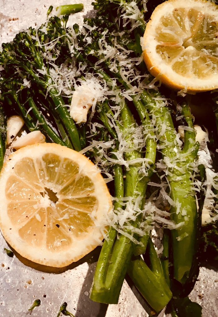 oven roasted broccolini recipe